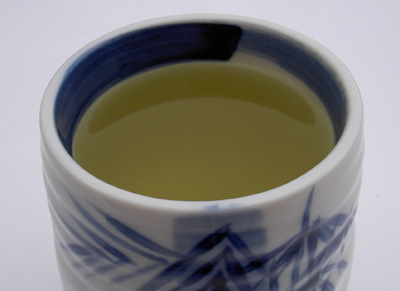 A Light Colored Cup Allows You To Enjoy The Visually Pleasing Green Color Of Tea Can Even Use An Official Mellow Monk Mug